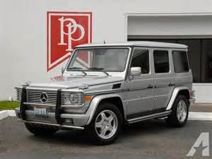 Mercedes G55 For Sale 2004 Mercedes G55 For Sale In Bellevue Washington