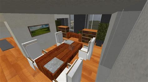 Dining Room Operations Meaning Home Apartment Operation Realism Minecraft Project