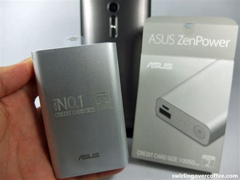 Power Bank Asus Zenpower Atom asus zenpower 10050 mah power bank review compact stylish you want one swirlingovercoffee