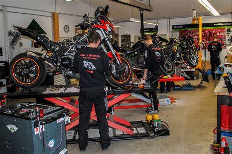 Yamaha Motorrad Werkstatt by Unsere Motorrad Werkstatt Alex S Bikeshop Bad Mergentheim