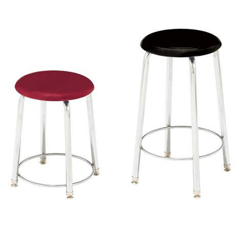 cdf by scholar craft solid plastic stool 24 quot 30 quot h