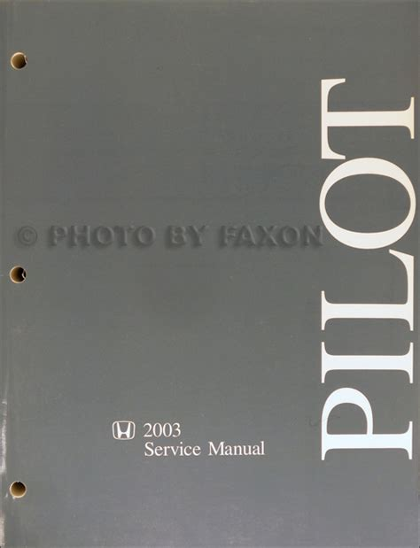 2007 honda pilot navigation system manual