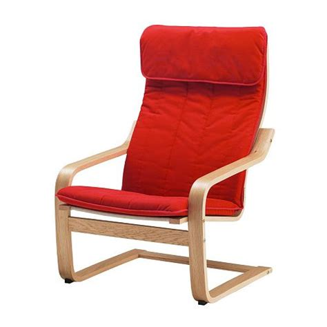 poäng armchair po 196 ng armchair ransta red oak veneer ikea