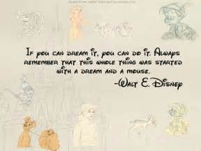 Can A Blind Person See Their Dreams Walt Disney Inspirational Quotes About Life