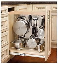 kitchen pan storage ideas 25 best ideas about pot storage on pinterest pot and
