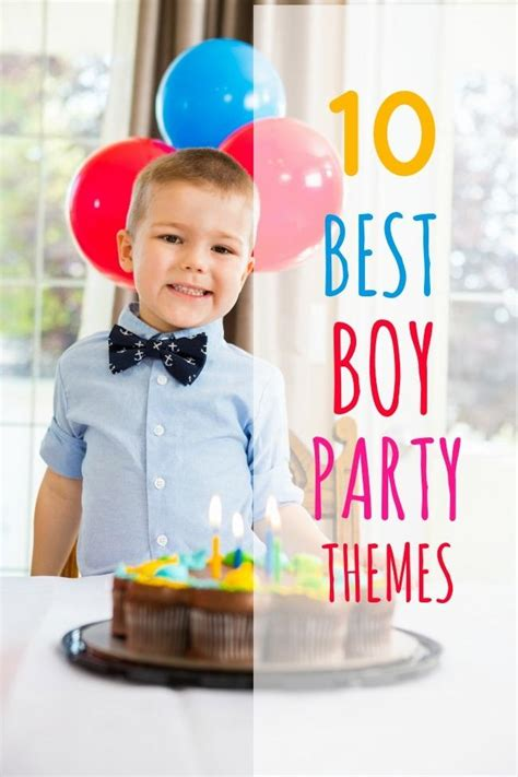 10 1st birthday party ideas for boys part 2 tinyme 10 best themes for boys this week spaceships and