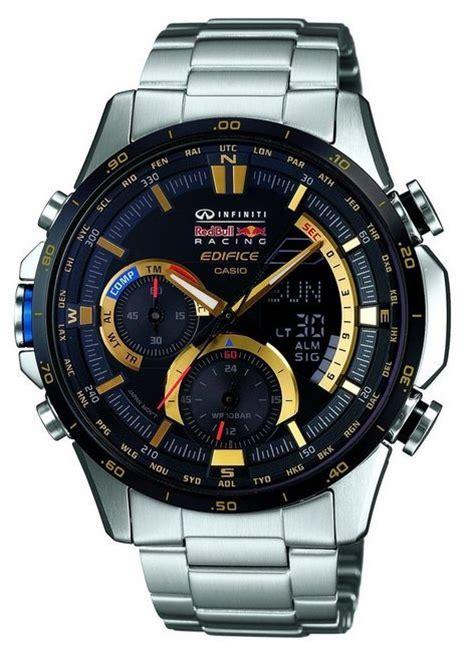 Casio G Shock Redbull Black helpful buyer s guide to choosing the best casio edifice