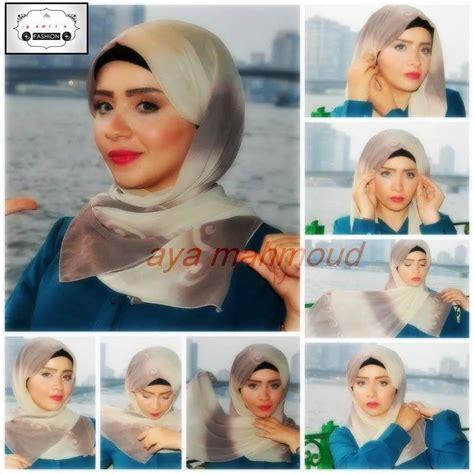 video tutorial hijab pesta simpel tutorial hijab pesta simple just trendy girls