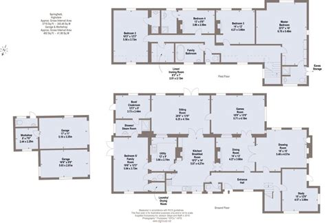 highclere castle floor plan 5 bedroom detached house for sale in highclere rg20 rg20