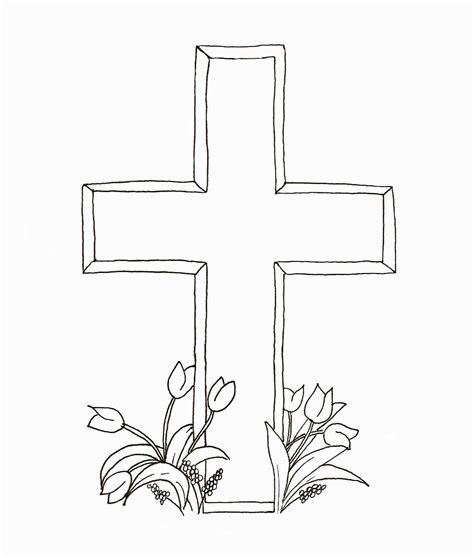 coloring pictures of easter cross easter cross coloring page car interior design