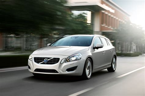 volvo group global new volvo v60 sports wagon as sporty as the all new s60
