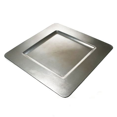 square charger plates standard oyster square charger plate 33cm x 33cm