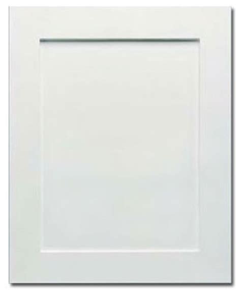 White Shaker Cabinet Door White Shaker Cabinet Doors Modern Kitchen Cabinetry By Cabinetnow