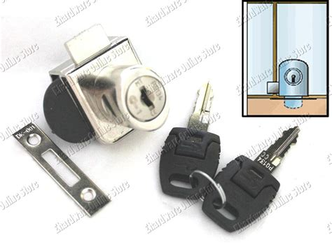 Lock For Cabinet Doors Showcase Cabinet Swing Glass Door Lock Ks2000