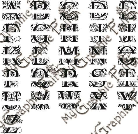 Lettering Slit Side Top top 25 best monogram letters font ideas on