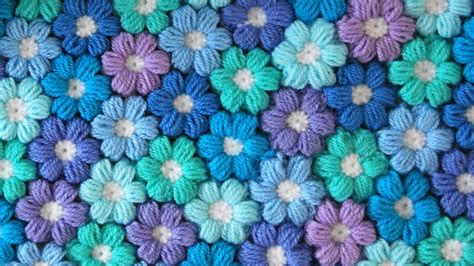 tutorial fiori all uncinetto tutorial uncinetto fiore tridimensionale punto