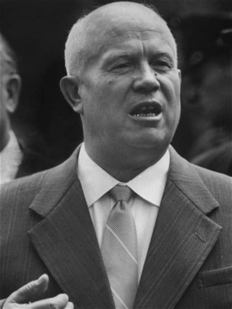 Nikita Khrushchev (Great Nuclear War) | Alternative