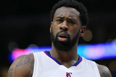 deandre jordan tattoos photo of the day deandre has a astros