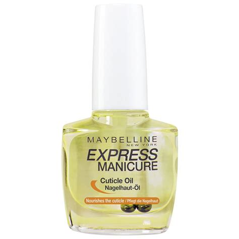 Express Manicure by Maybelline Express Manicure Cuticle 10 Ml 163 2 25