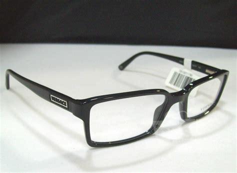 versace ve3142 s black designer eyeglass frames ebay