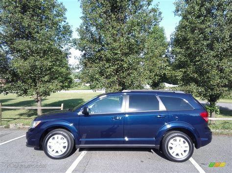 2017 Contusion Blue Dodge Journey SE #120264175   GTCarLot