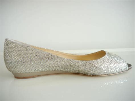 jimmy choo flat wedding shoes 17 best images about wedding shoes on models