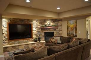 basement wall ideas entertainment center ideas wall mounted tv