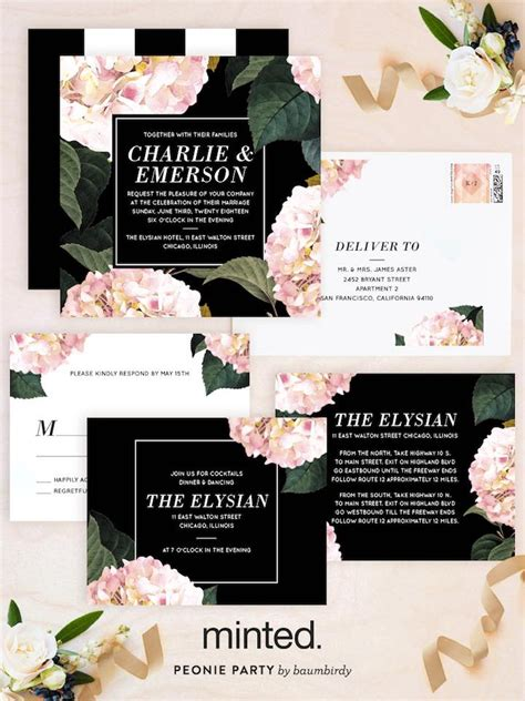 Wedding Invitations Minted by Minted Wedding Invitations Image Collections Wedding