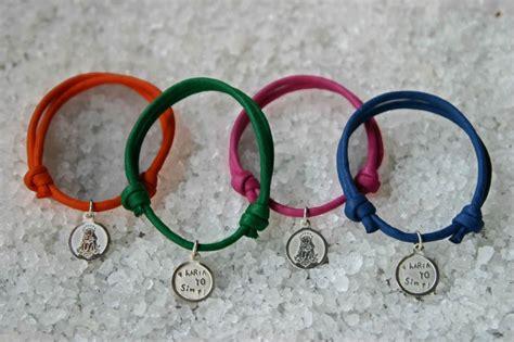 cordon de pulsera cord 211 n de colores con medalla de plata cuentas y bolas