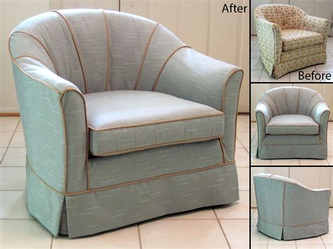 slipcovers for swivel chairs simple barrel chair slipcovers homesfeed