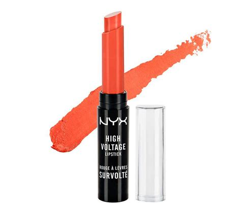 what are the best drugstore purple shoos nyx high voltage lipstick in free spirit the best