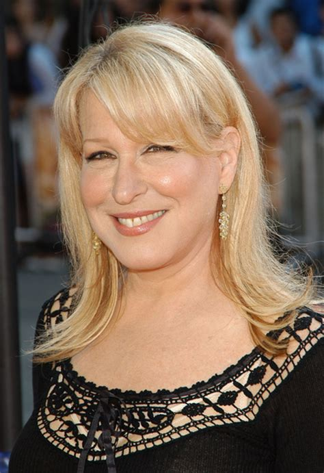 Bette Midler Hairstyles Hairstyles Hair