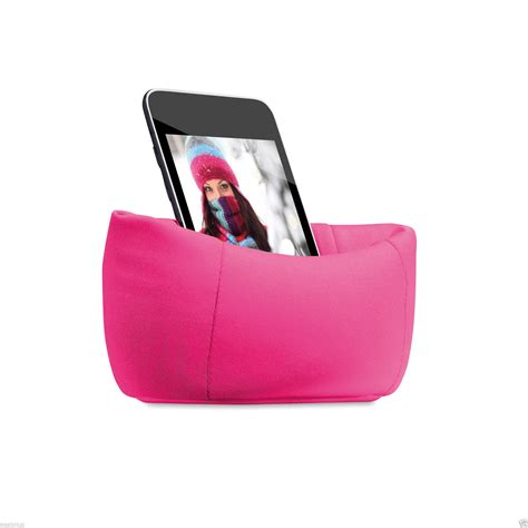 bean bag desk bean bag sofa chair mobile phone holder to fit all brands
