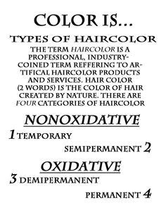 hairstyling lesson plan color is a cosmetology students guide to color
