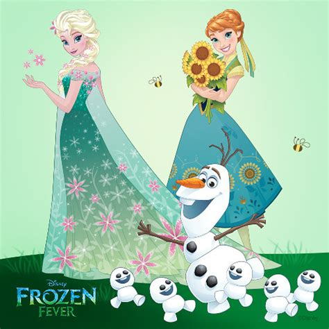 Disney Frozen Fever B0100 Iphone 7 frozen fever dramastyle