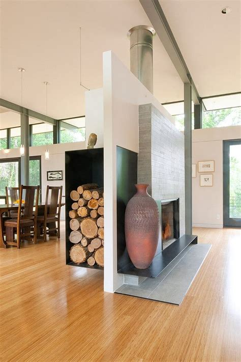 idea plans 10 creative firewood storage ideas for the living room