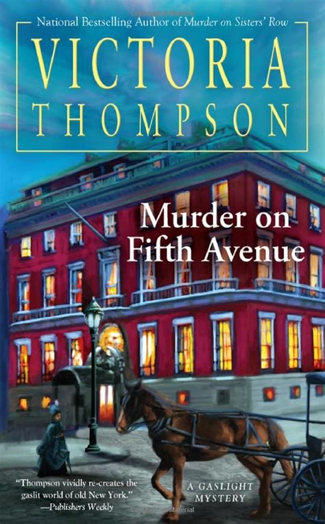 the mitford murders a mystery books murder on fifth avenue gaslight mystery