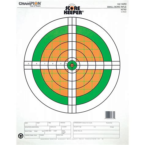 printable 200 yard rifle targets 50 yard zero target pictures to pin on pinterest pinsdaddy
