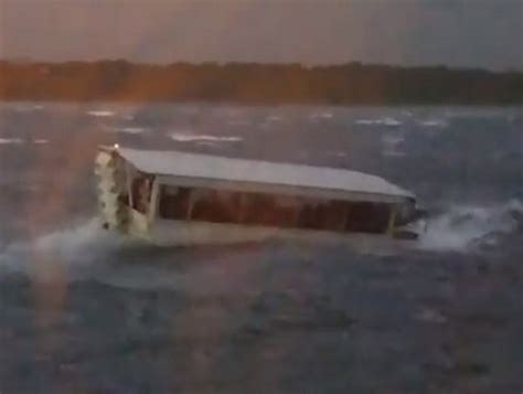 sinking boat in branson mo 11 dead after tourist boat capsizes in sudden storm in