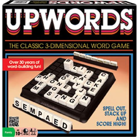 scrabble upwords boardgames classic upwords