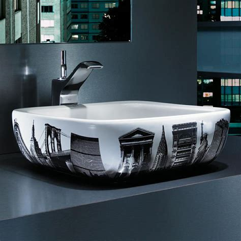 Fancy Bathroom Sink by Decorative Bathroom Sinks Interiorholic