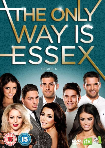 the texican way series 1 the only way is essex series 4 dvd zavvi