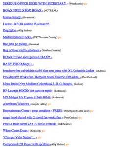 Free Craigslist Seattle Free Stuff On Craigslist Flickr Photo