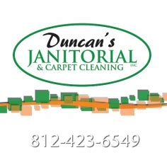 evansville rug cleaning duncan s janitorial carpet cleaning inc in evansville in 47725 citysearch