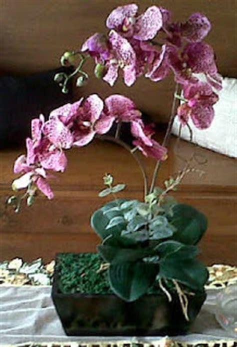 1 Set Isi 2 Bunga Plastik Artificial Artifisial Palsu Shabby pondok dahar lauk jogja bunga rangkai kecil tabletop