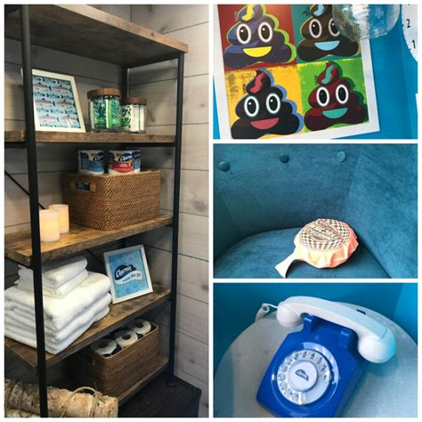 charmin bathroom nyc going quot on the go quot with charmin van go on demand mobile bathroom service charmin