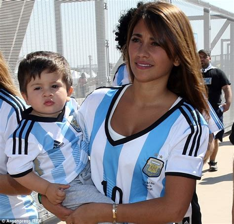 Antonella Barba And Three Others Get The Boot by Lionel Messi Celebrates 27th Birthday With Sergio Aguero