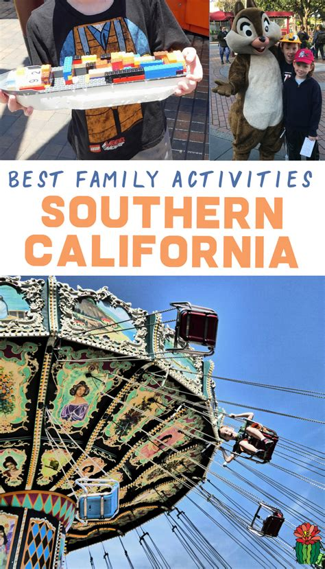 Best Mba Southern California by 10 Best Family Activities In Southern California With