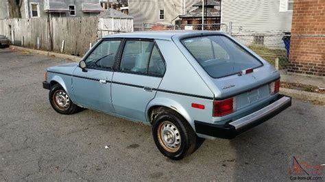 plymouth hatchback plymouth other america hatchback 4 door