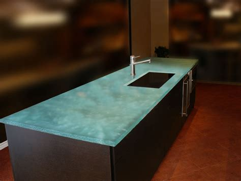 Onyx Countertop by Glass Island Cbd Glass